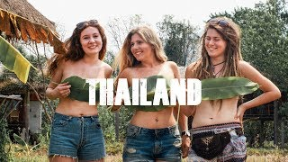 Thailand Backpacking Adventure  - Larissa Schmidt I GoPro5 Tavel Video 4k