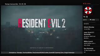 [PS4] Resident evil 2 Speedrun Claire A