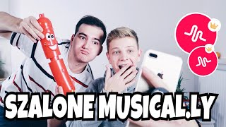 SZALONE MUSICAL.LY Z KIEŁBASĄ   Dominik Rupiński & Smav