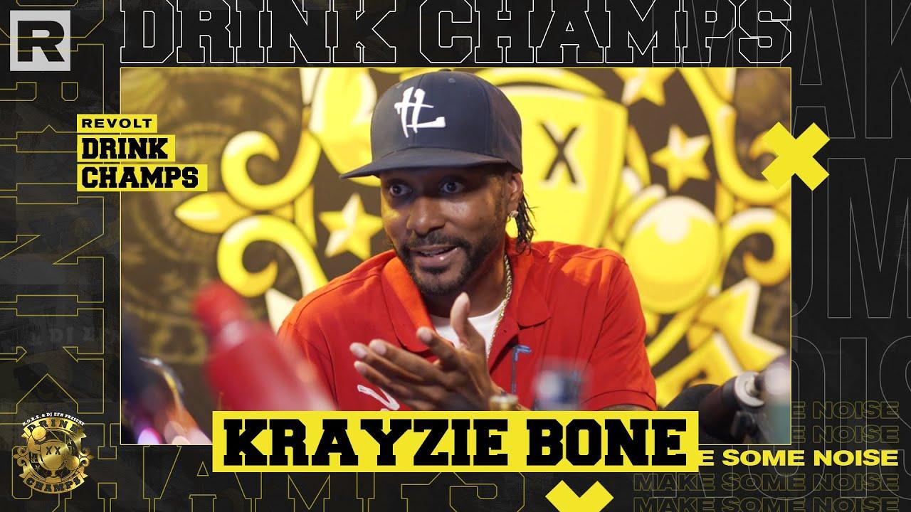 Krayzie Bone On Bone Thugs-n-Harmony, The Illuminati, Eazy-E, Mariah Carey & More | Drink Champs