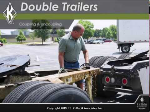 Coupling & Uncoupling: Double Trailers Course Preview