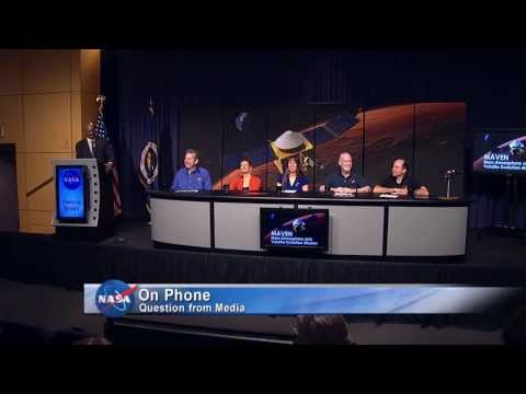 NASA Scientists Discuss Upcoming Mission to Mars | Space Science HD Video