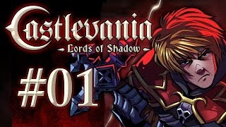 Castlevania: Lords of Shadow Gameplay / Walkthrough w/ SSoHPKC Part 1 - #1 Font Castlevania
