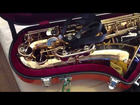 Big Dave Wilson - Fitted Sax Cases and Some Pointers