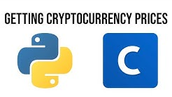 Getting Cryptocurrency Prices from Coinbase in Python