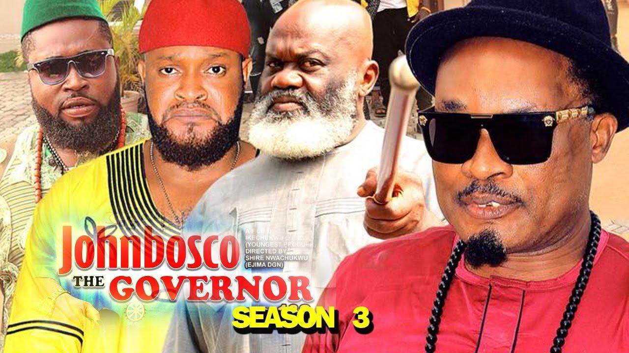 Download JOHNBOSCO THE GOVERNOR SEASON 3 - (New Movie) 2019 Latest Nigerian Nollywood Movie Full HD