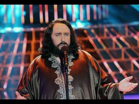 Tu cara me suena - Javier Herrero imita a Demis Roussos