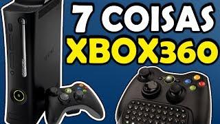 7 Coisas sobre o Xbox360 - Curiosidades de consoles