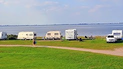Reisebericht Strandcamping Dangast (Niedersachsen) September 2016