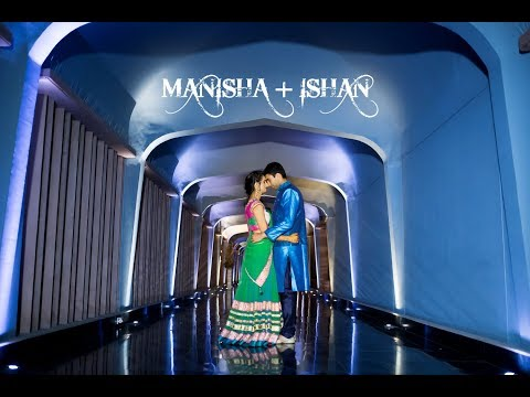 Manisha + Ishan WeddinHighlight