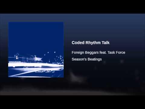 Coded Rhythm Talk