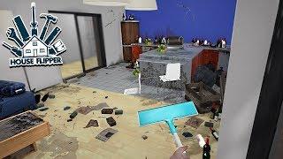 House Flipper - DIRTIEST HOUSE EVER 2017 Video