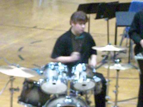 Roncalli Middle School Jazz Band 2012