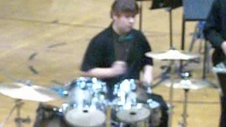 Roncalli Middle School Jazz Band 2012