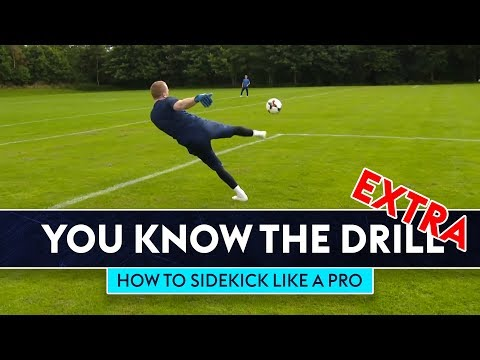 How To SIDEKICK Like A Pro!   You Know The Drill Extra