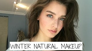 One of Jessica Clements's most viewed videos: Winter Everyday Natural Makeup Tutorial 2017 | Jessica Clements