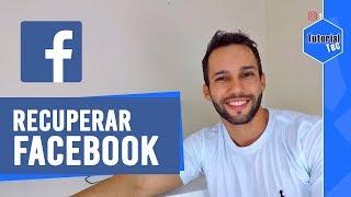 Como Recuperar Facebook Sem Ter Acesso ao Celular e Email - COMPLETO thumbnail