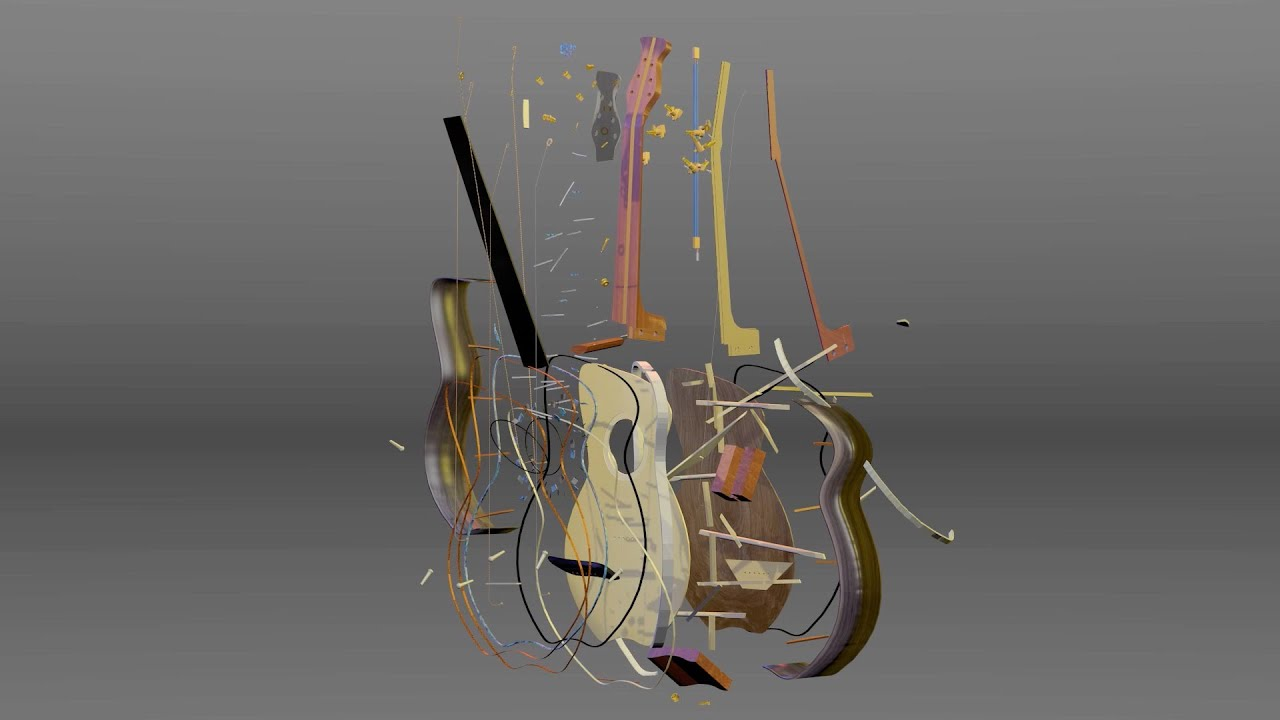 Anatomy Of An Acoustic Guitar The Sugar Sg1 Youtube
