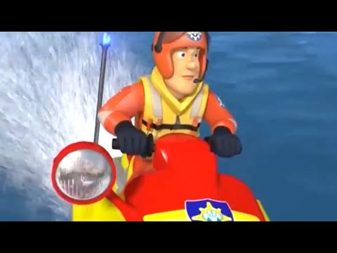 Fireman Sam full episodes | Jetski High Speed Rescue 🔥Kids Movie | Videos for Kids