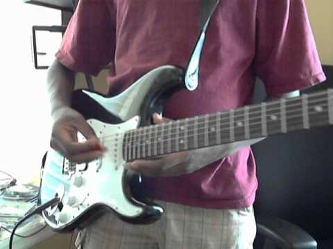 How To Play Monster By Skillet With Power Chords Youtube