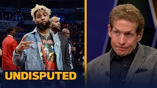 Should Odell Beckham Jr. be viewed as a positive team leader? | NFL | UNDISPUTED