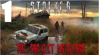 Прохождение S.T.A.L.K.E.R. Зов Припяти (The project Medeiros) : Безумное вступление! (1)(Прохождение мода S.T.A.L.K.E.R.: Сall to Pripyat (Сталкер: Зов Припяти) с модом