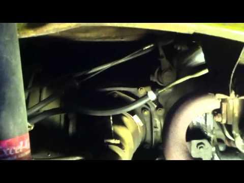 Adjusting the clutch lever VW Bug 1965