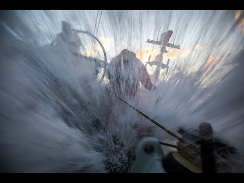 Back to the Southern Ocean - Week 21 - Volvo Ocean Race