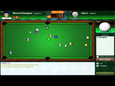 billard flash