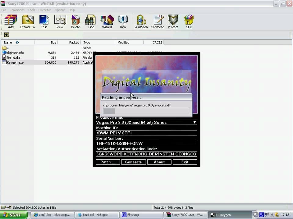 sony vegas 9 torrent