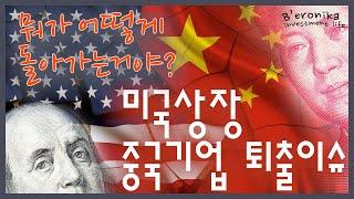 미국상장 중국기업 회계감사 이슈
