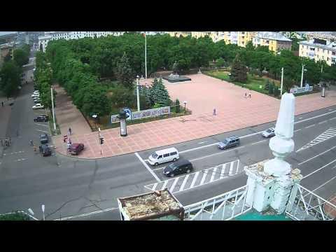 Бомбардировка Луганска 2