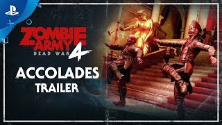 Zombie Army 4: Dead War | Accolades Trailer | PS4
