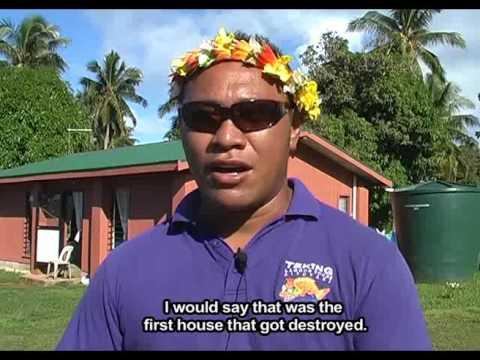 Aitutaki - Cyclone Pat Ptart1