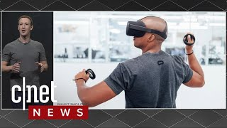 Oculus' Project Santa Cruz will offer 6-degrees-of-freedom controllers (CNET News)