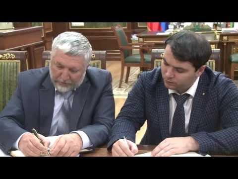 Юнус-Бек Евкуров встретился с руководством правоохранительных и надзорных органов