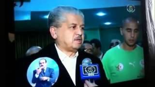 جديد جديد وزير سلال من فقاقير الى زفافير ههههه