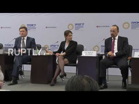 Russia: Saudi Energy Minister says relationship with Russia 'growing in multiple ways'