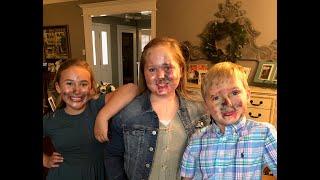 Blindfold Makeup Challenge