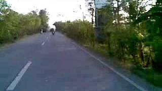 Honda XRM RS 125 long ride from Tarlac City to Isabela Province - Part 3 of 10