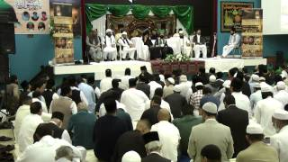 Part 2  Beyaan by Qibla Pir Muhammad Naqeeb-ur-Rehman Sahib Eidgah Sharif in slough 09/08/14