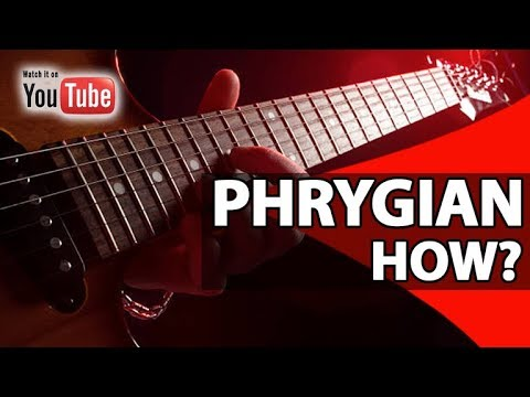Lesson Learned - The Phrygian Workout