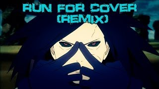 Uchiha Madara AMV • The Power Of a God • Run for cover ♫♪