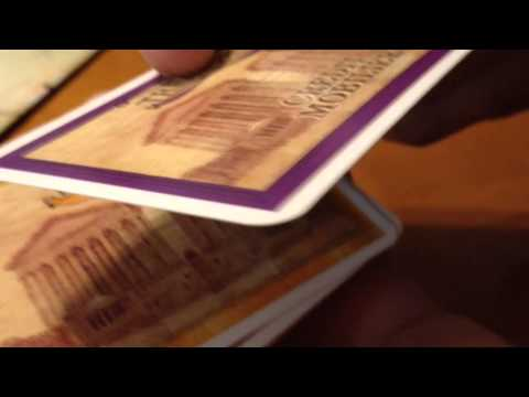 Credit Mobilier Unboxing Video