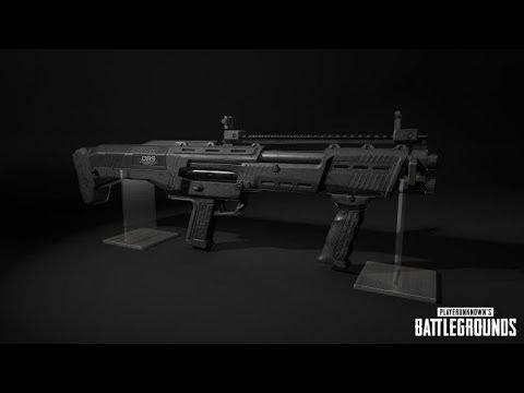 سلاح ببجي جديد DBS | فحص فاعلية السلاح الجديد ببجي| اجدد تحديث ...