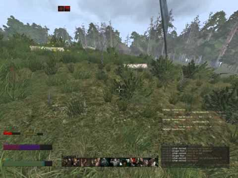 how to run life is feudal server