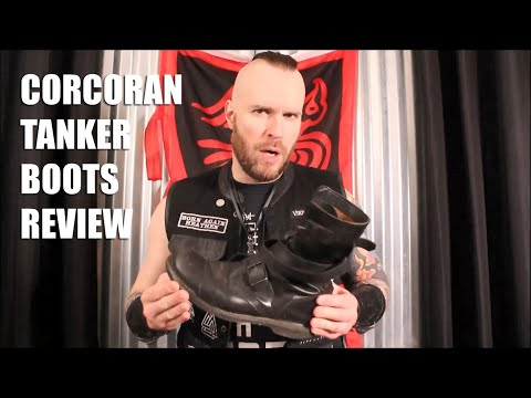 Corcoran Tanker Boots Review 2019 (Not for Wide Feet!!!)