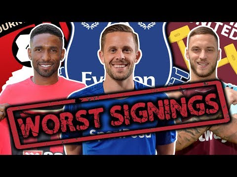The WORST Premier League Transfer Of The Season Is… | #SundayVibes