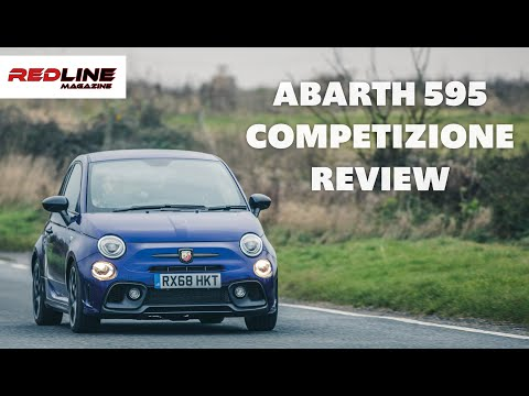 Abarth 595 Competizione Review - Tiny Italian hot hatch with a big bark