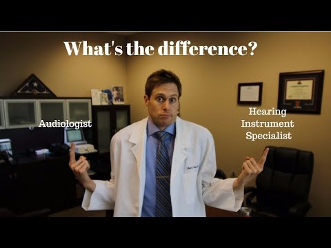 Difference Between Audiologists And Hearing Instrument Specialists